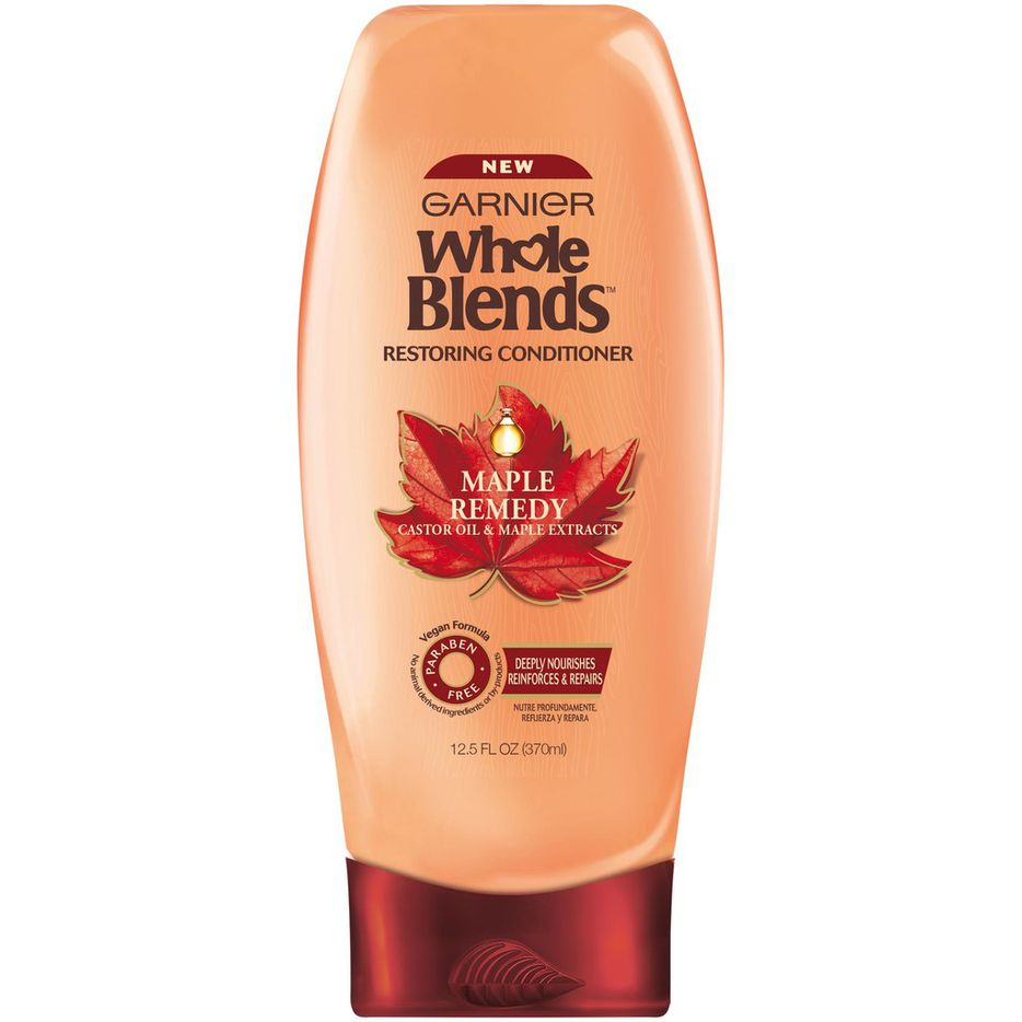 Whole Blends Restoring Hair Care Maple Remedy with Castor Oil & Maple Extracts,  $4.49-6.99