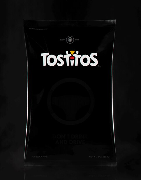The company is making only 1,000 special Tostitos bags and giving them to identified fans of the brand.