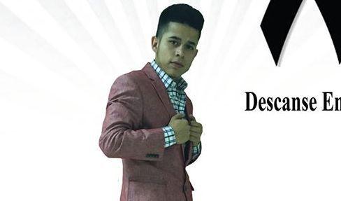 """Raúl """" El CInco"""" Bustamante. (Foto tomada de página de Facebook de la banda Impacto 05)"""