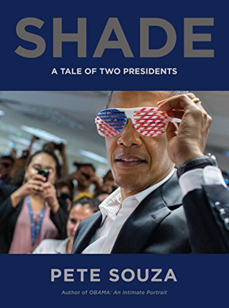 Shade, by Pete Souza.