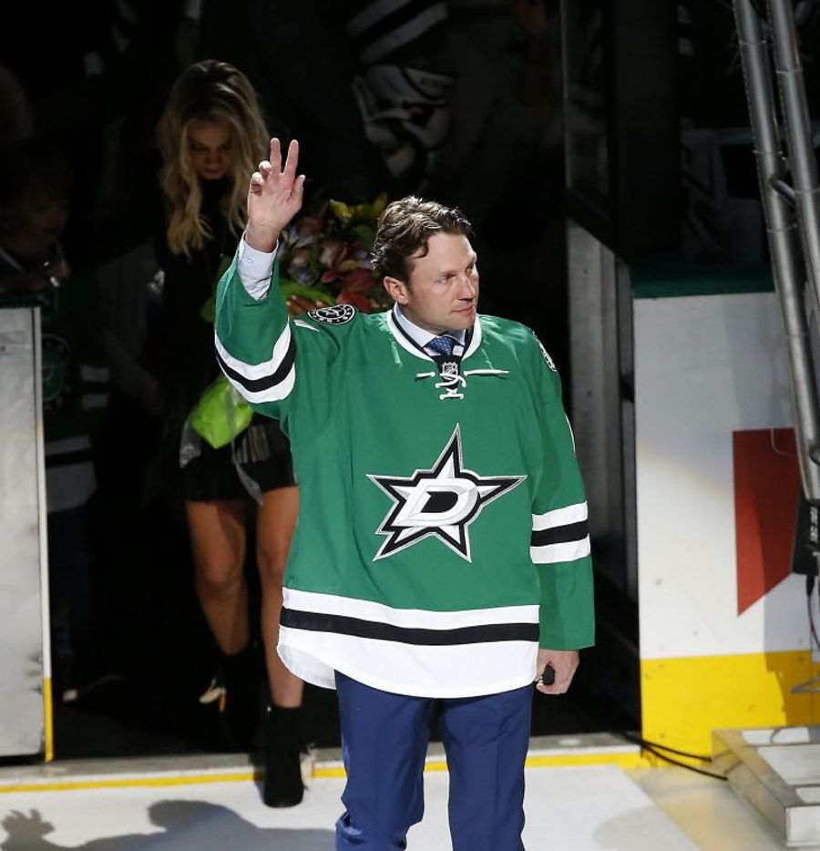 new concept f491e 35a87 Former Stars captain Brenden Morrow on retirement, his time ...