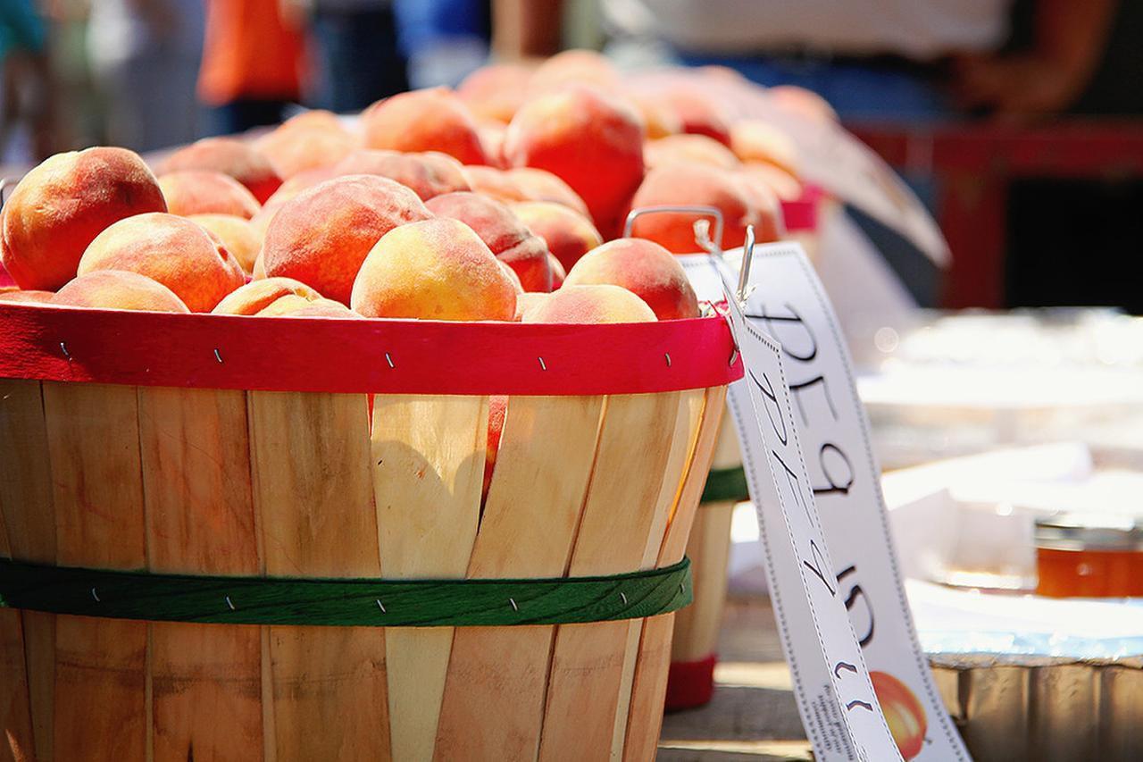 Porter Peach Festival