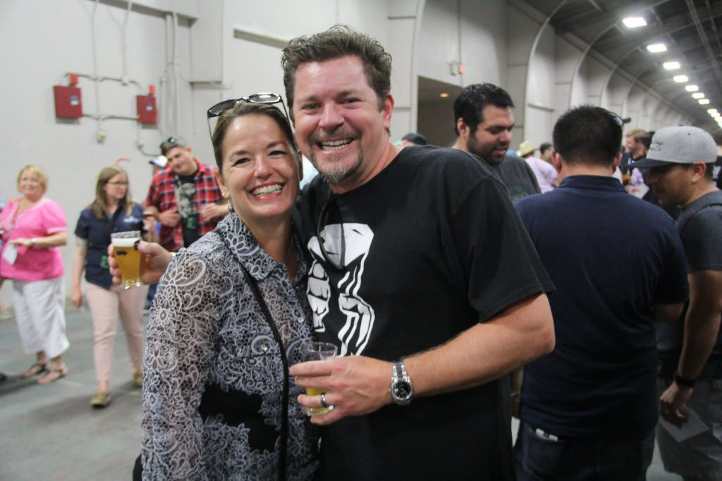 The Big Texas Beer Fest is Dallas' original beer festival. The 2016 event is the fifth-annual. As far as we know, we're the first craft beer festival to take place over a *2* day period on April 1 and 2 at the Fair Park Automobile Building. Pooneh Mianabi and Jasmine Ghannadpour