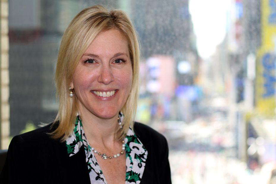 Lauren Reid, CEO of Broadway Across America