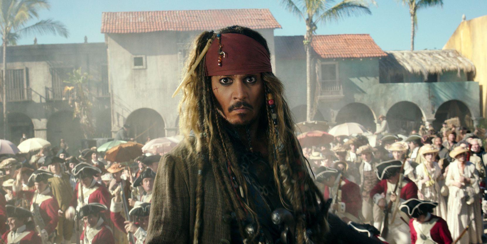 Johnny Depp. Foto Disney