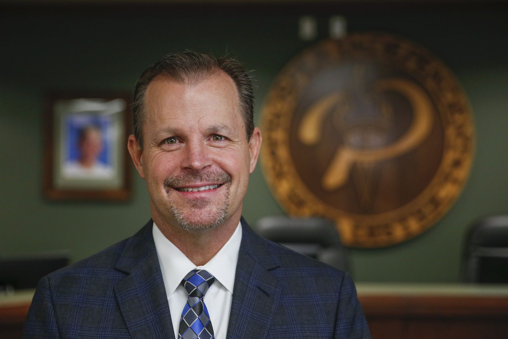 Prosper Independent School District Superintendent Dr. Drew Watkins.