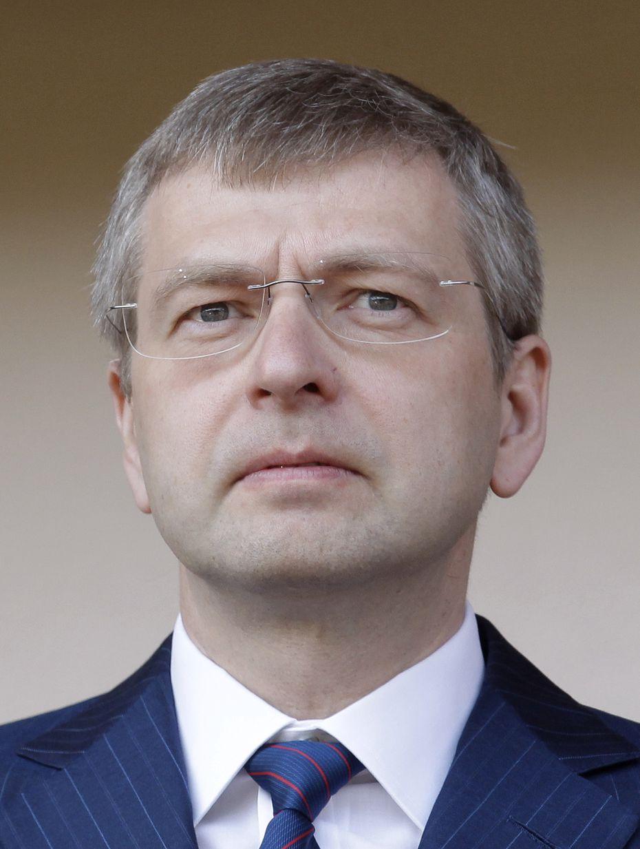 Dmitry Rybolovlev in May, 2013