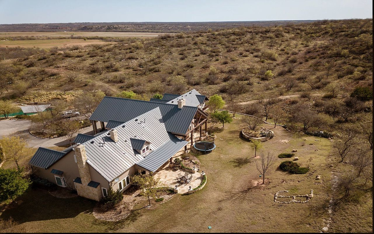 The almost 3,300-acre Circle J&B Ranch is in Baylor County.