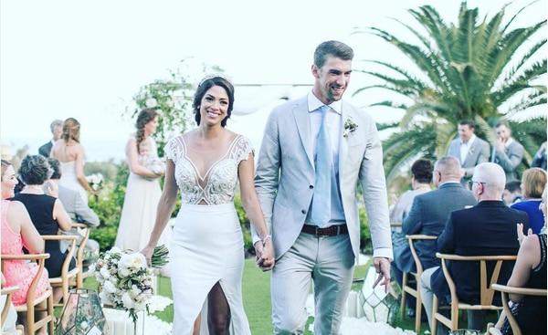 Del Instagram de Michael Phelps.