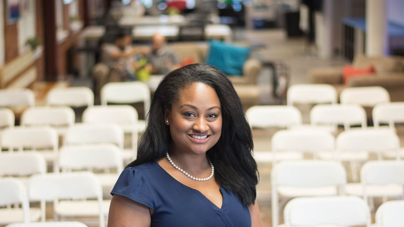 Michelle Williams is executive director for the Southern Region ofthe Dallas Entrepreneur Center.  (Rex C. Curry/Special Contributor)