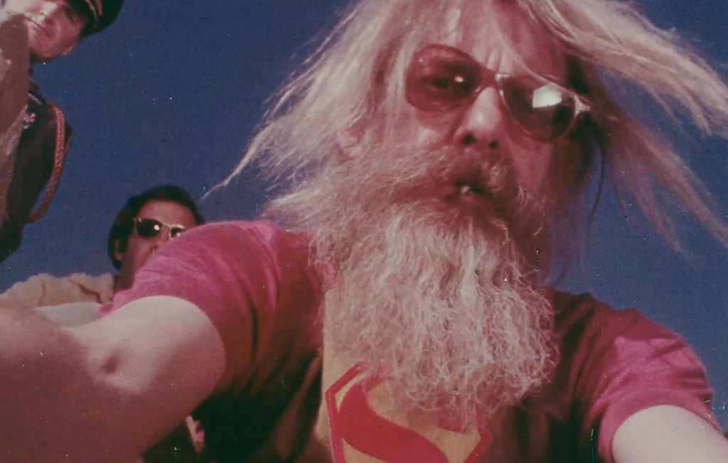 Hal Ashby, the subject of the documentary Hal.