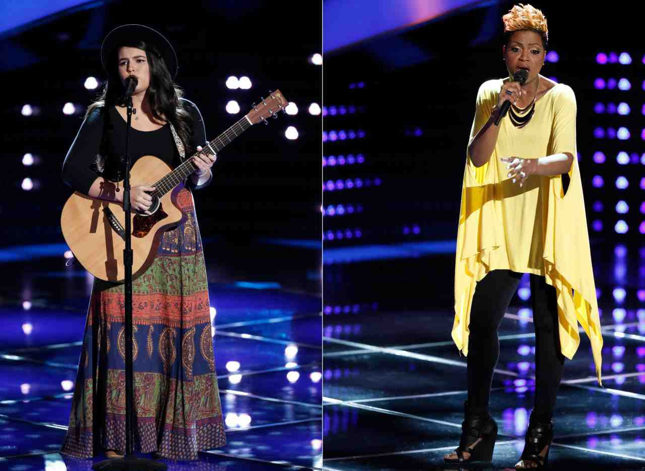 Watch Two Mckinney Singers Make It Past Blind Auditions On