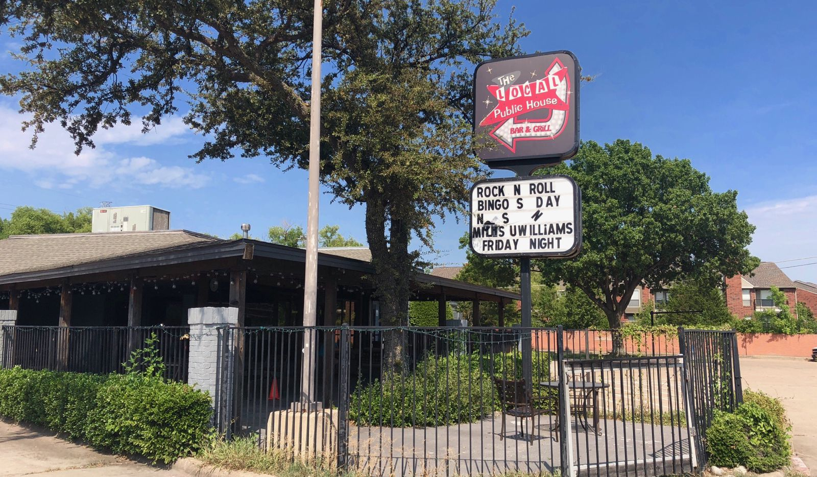 Local Public House agreed to give up its liquor license in a settlement with the Texas Alcoholic Beverage Commission.