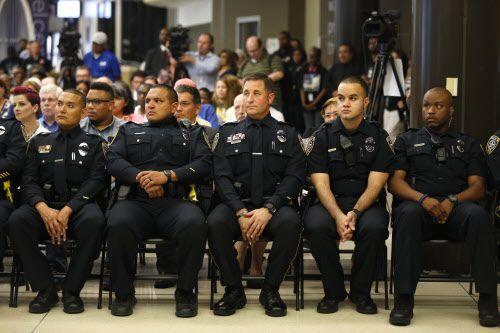 El sábado se conmemoran dos años de la emboscada en la que murieron cinco policías en el centro de Dallas.