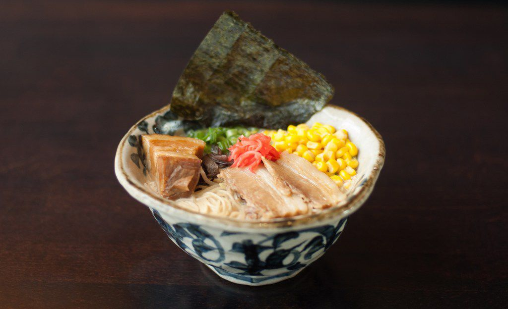 Marufuku is a California ramen shop. The first Marufuku outside of California is expected to open in Frisco in spring 2019.