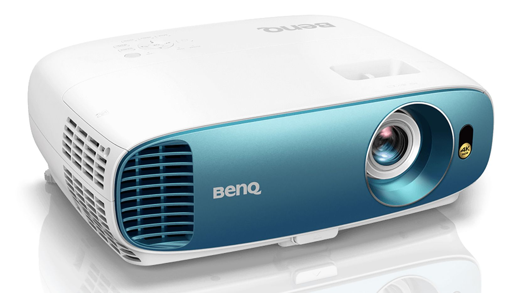 The Benq TK800 4K HDR projector is an affordable projector if you're not a 4K snob.