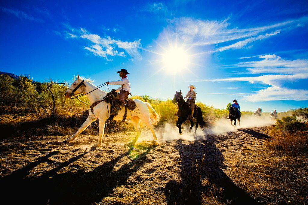 Established in 1868, Tanque Verde Ranch offers guests an authentic dude ranch experience.