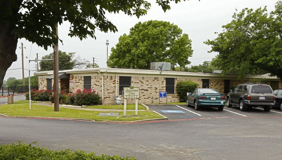 Brentwood Place Three, shown in 2015, is a Dallas nursing home.