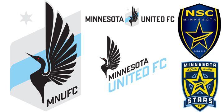 Minnesota United FC logos