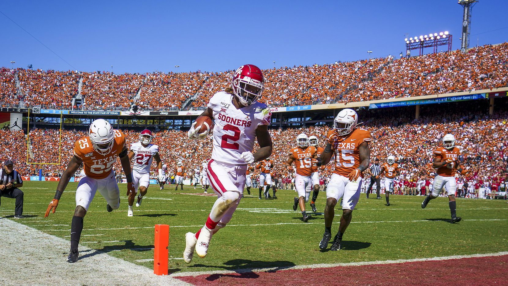 Oklahoma Football Schedule 2020.2020 Big 12 Football Schedules Unveiled Which Schools Got