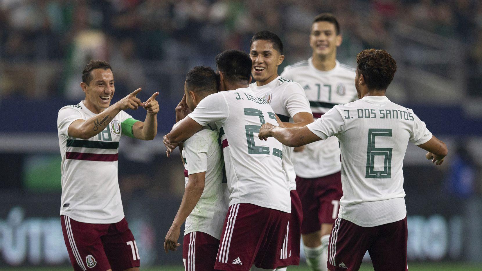 México enfrenta a la selección de Bermuda el viernes 11 de octubre, en el primer juego de Concacaf Liga de Naciones.