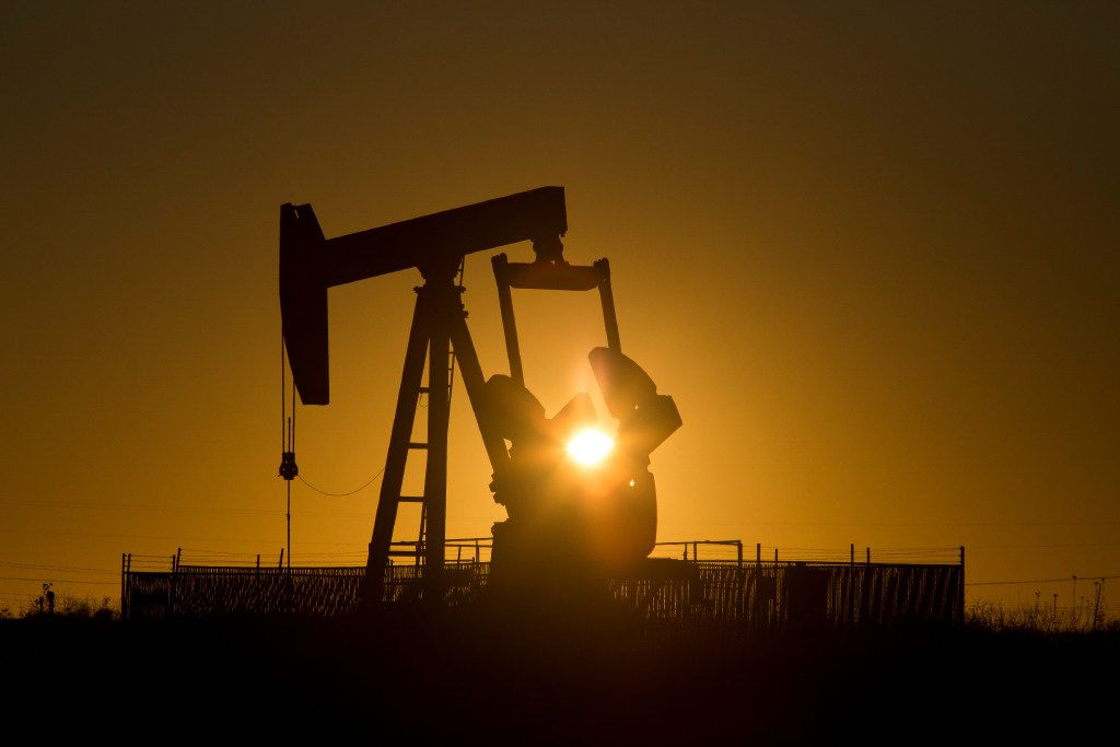 Falling oil prices and declines in energy overall pushed unemployment in Texas above the national average, despite the state being among the fastest in the nation to add jobs, according to the CNBC report America's Top States for Business. The unemployment rate in Texas is 4.8 percent; the national rate is 4.3 percent.