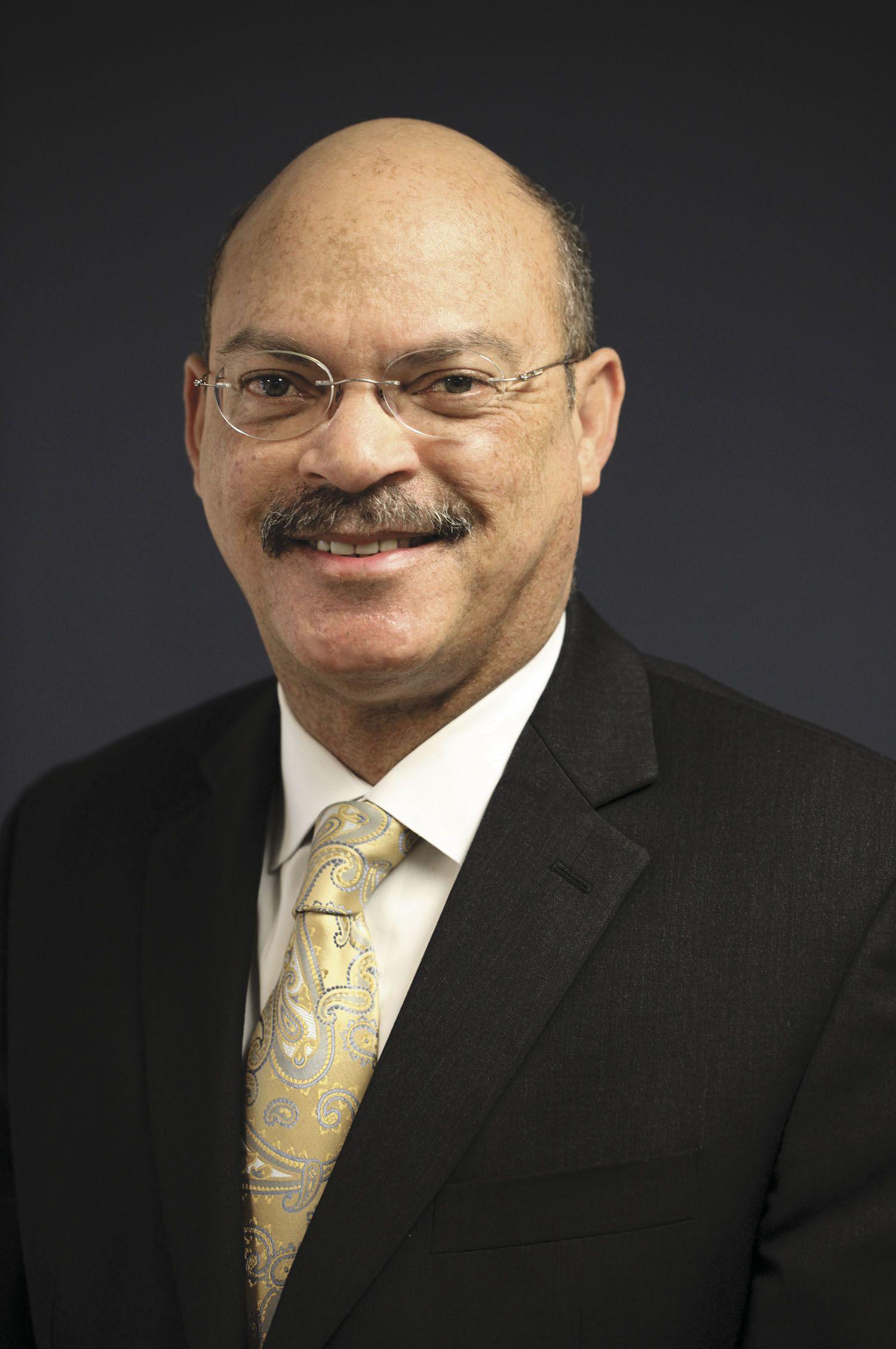 José Adames es el presidente de El Centro College, uno de siete planteles del distrito de colegios comunitarios del condado Dallas. (DCCCD)
