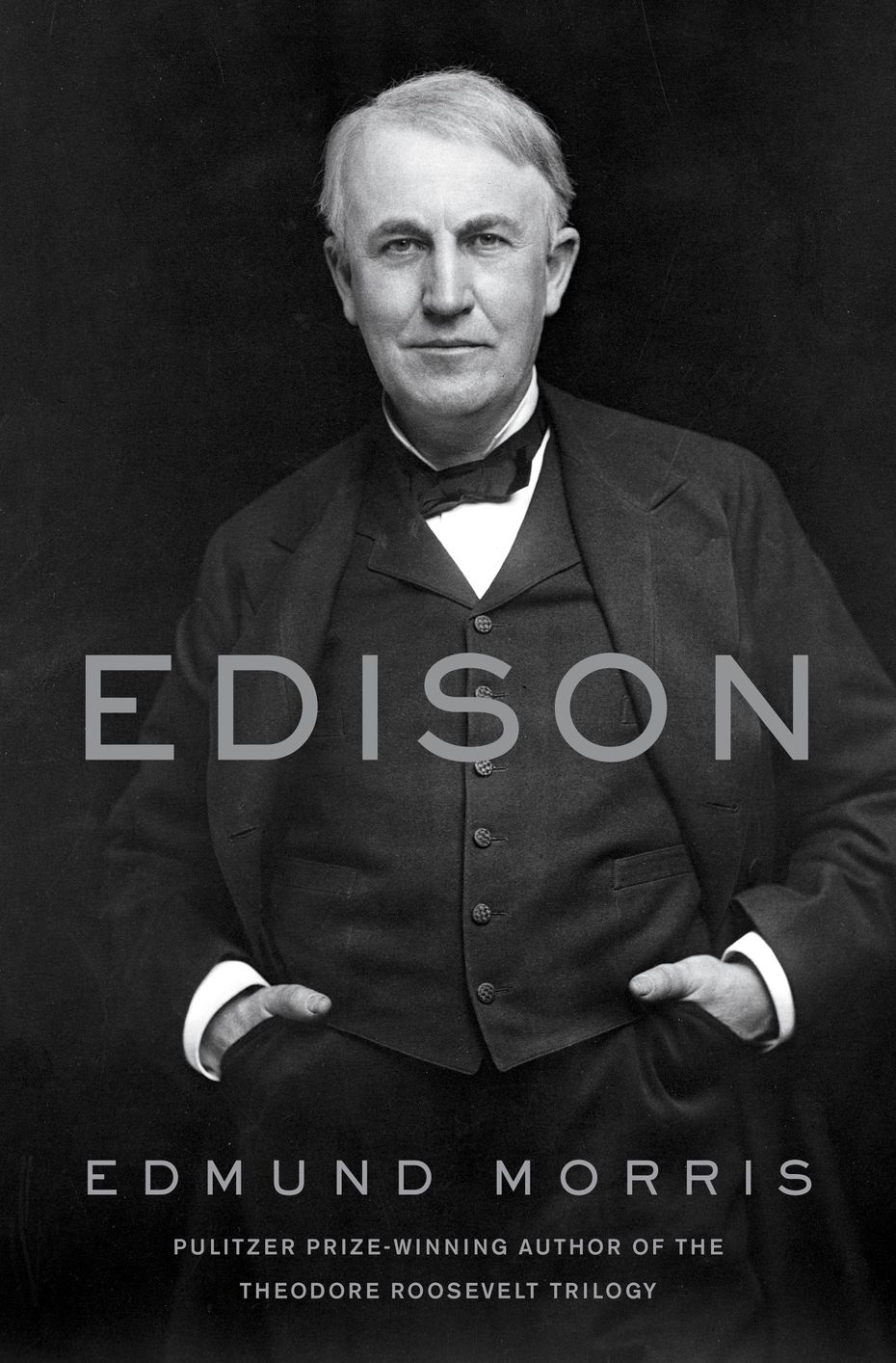 "Edmund Morris died in May, but he left us with another extraordinary biography in ""Edison."""