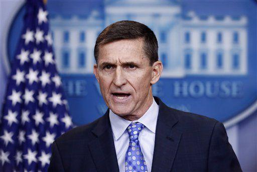 Michael Flynn  (AP Photo/Carolyn Kaster)/ AP