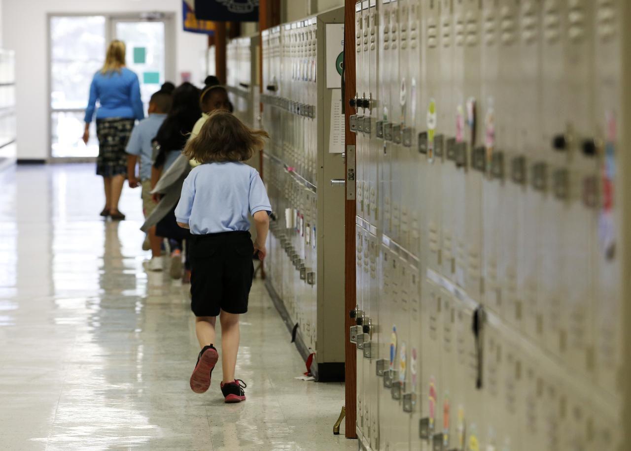 Las escuelas del distrito de Dallas se caracterizan por altos índices de pobreza. Eso es algo que se quiere cambiar con un nuevo proyecto de escuelas integradas. (DMN/ROSE BACA)