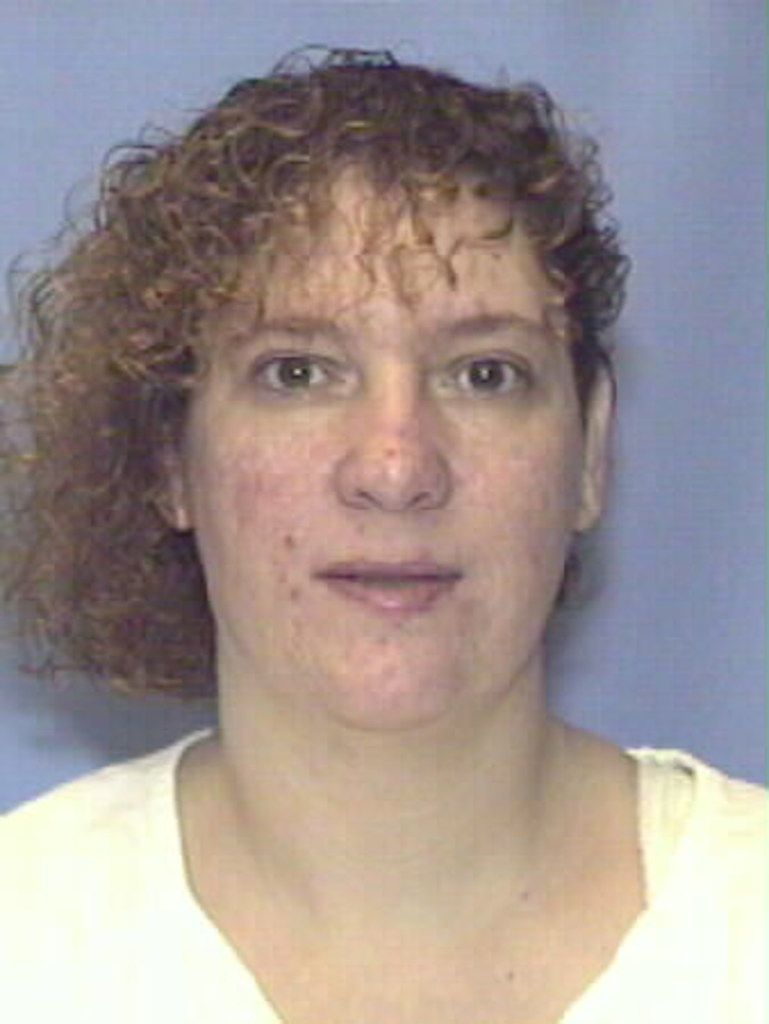 Cynthia Fedrick was convicted of conspiracy to commit capital murder in the Oct. 23, 1987, shooting of Midlothian police Officer George Raffield. Fedrick was 23 at the time of her arrest. This prison photo is from October 1999. Fedrick died in 2005.