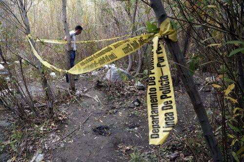 Su cuerpo fue encontrado en un descampado cercano a Los Ángeles. Foto AP
