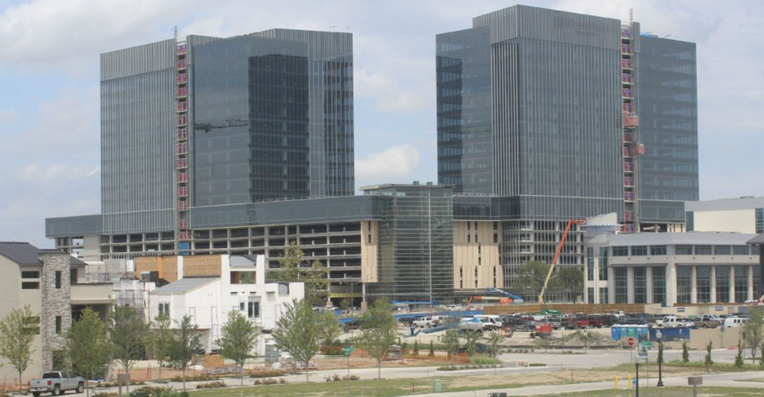 KDC is building Liberty Mutual Insurance's new campus in Plano.