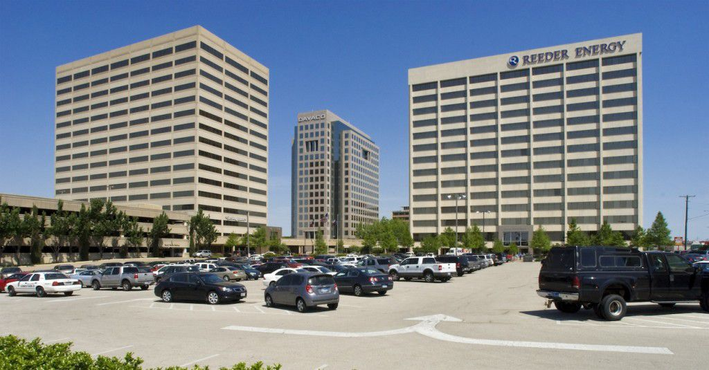 Energy Square includes 960,000 square feet of office space in three buildings. (Champion Partners)