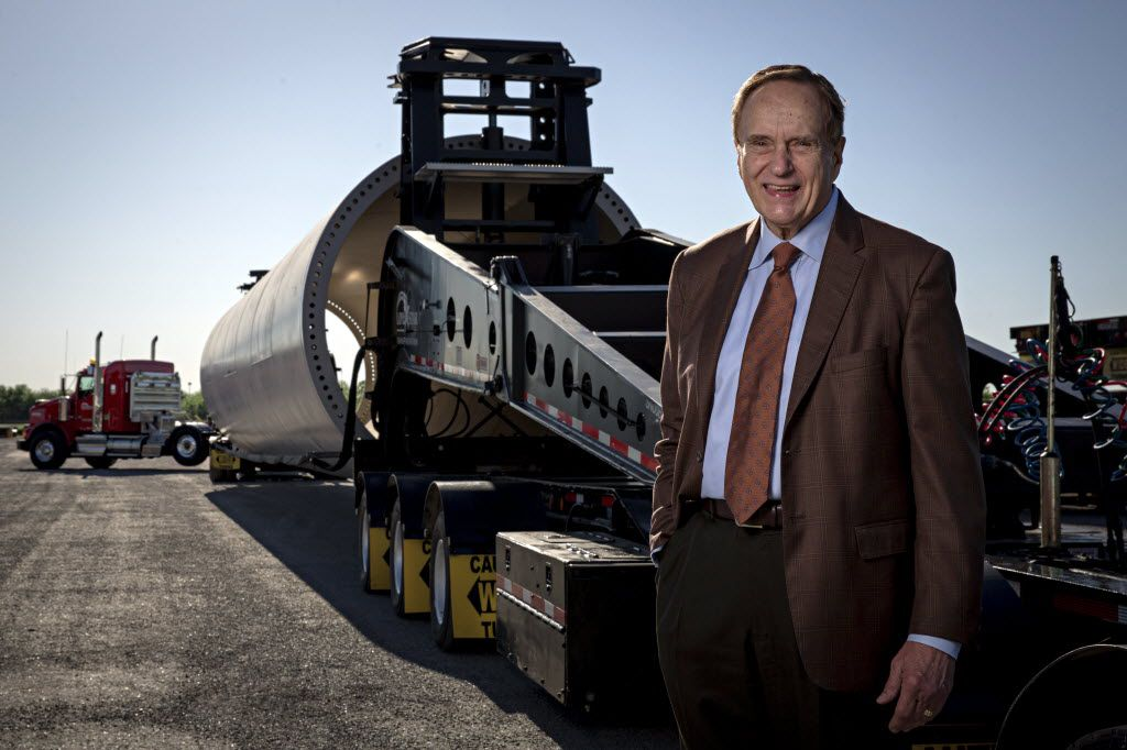 Don Daseke, CEO and majority owner of the North Texas-based trucking company Daseke Inc., announced his retirement Thursday. He'll remain with the company as chairman emeritus, working in an advisory role.