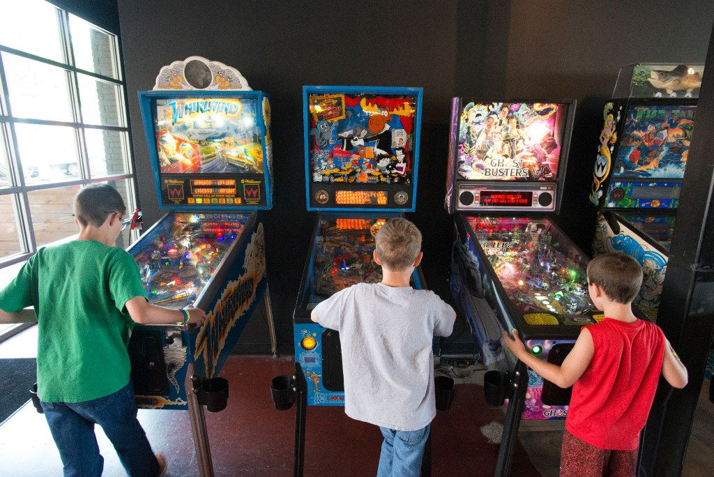 Free Play Arlington is the second location after Free Play Richardson.