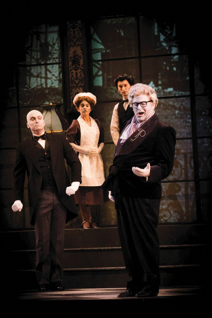 Don Pasquale, as performed at the Arizona Opera.