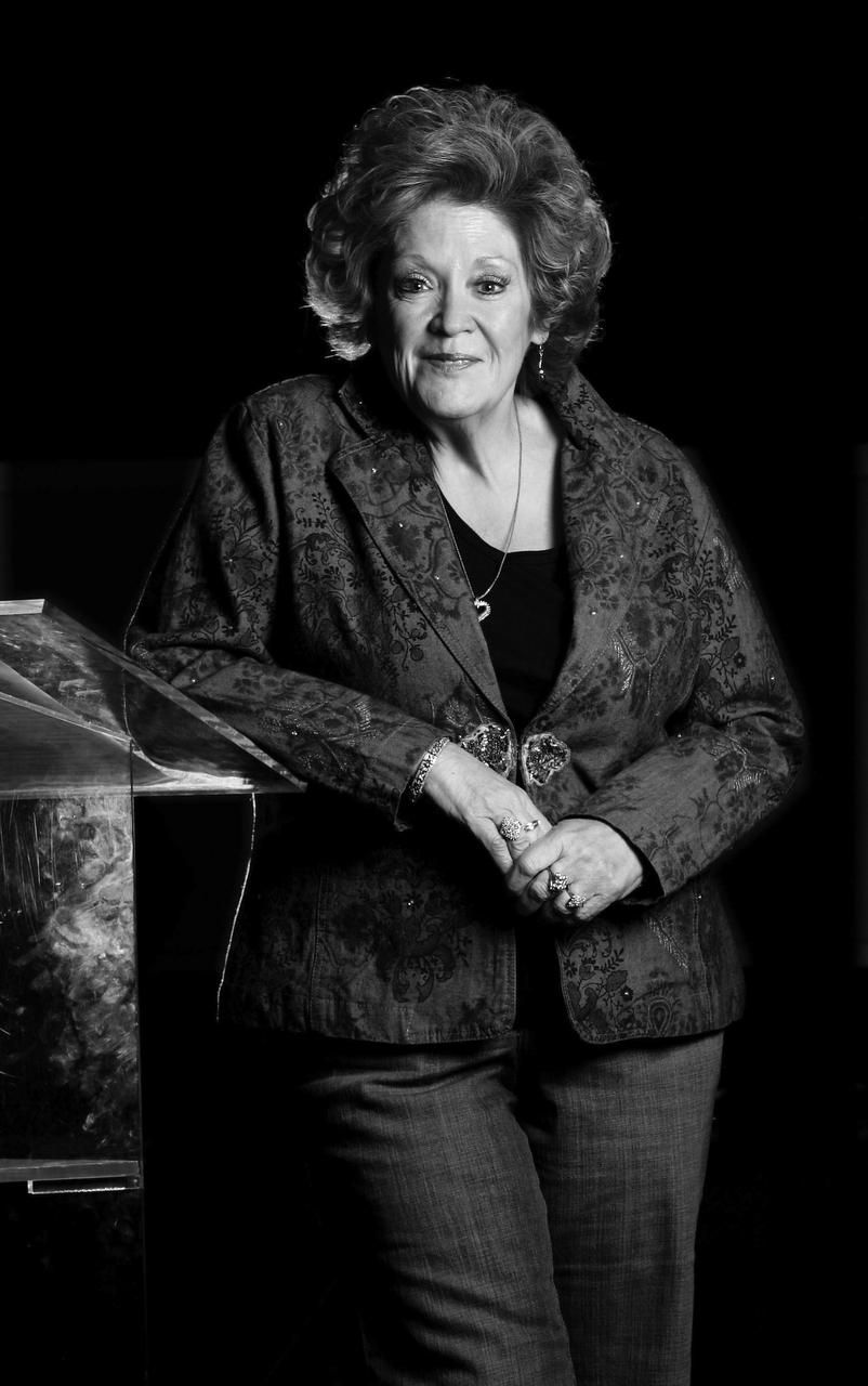 """""""My whole life,"""" Lulu Roman says, """"has been not so much about achievement. I have a lot of people say, 'You've achieved so much.' I guess when I look back, I have. But it was not that I wanted to achieve anything. It was survival. It still is."""""""