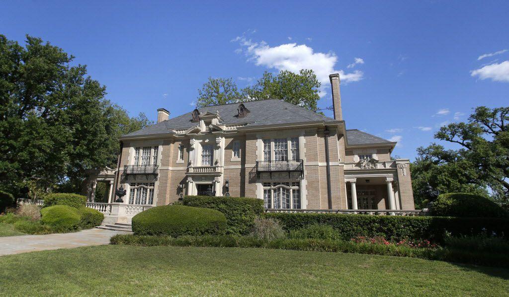 The Aldredge House (Louis DeLuca/Staff photo)