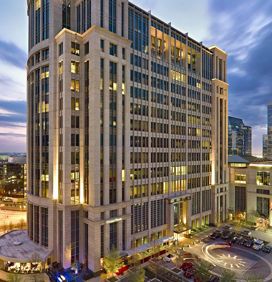 Kansas City-based law firm Lathrop Gage has signed a 10,365-square-foot office lease in Rosewood Court.