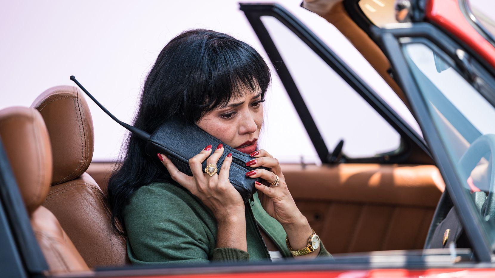 Maya Zapata interpreta a la Reina de la Música Tejana, Selena, en serie de Telemundo escrita por María Celeste Arrarás.