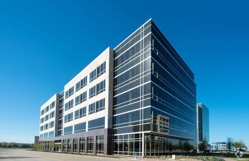 LiquidAgents Healthcare located its headquarters in the Lincoln Legacy Two building in Plano. (JLL)