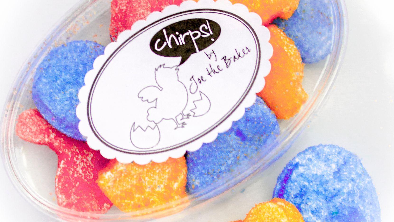 Joe the Baker's Chirps!