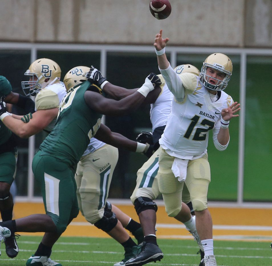 10 Things To Know About Baylor Qb Charlie Brewer From Pro