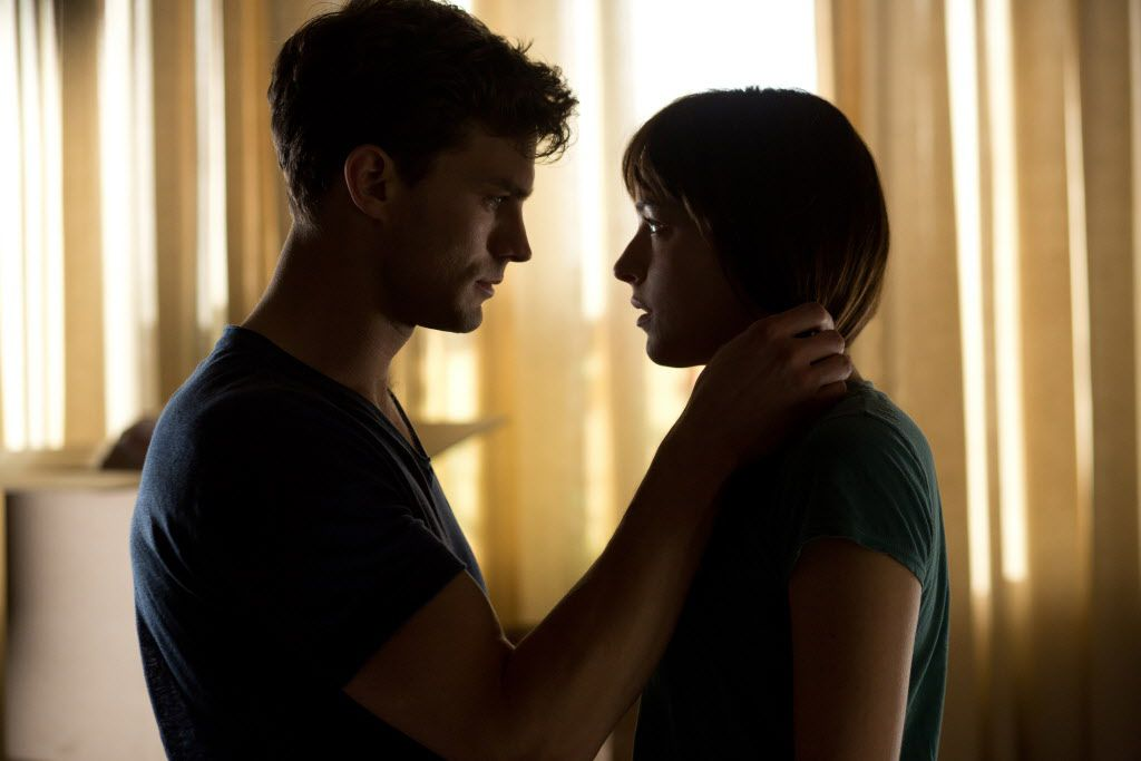 Fifty Shades of Grey comes to a theater (and hopefully not a middle school) near you starting Feb. 13.