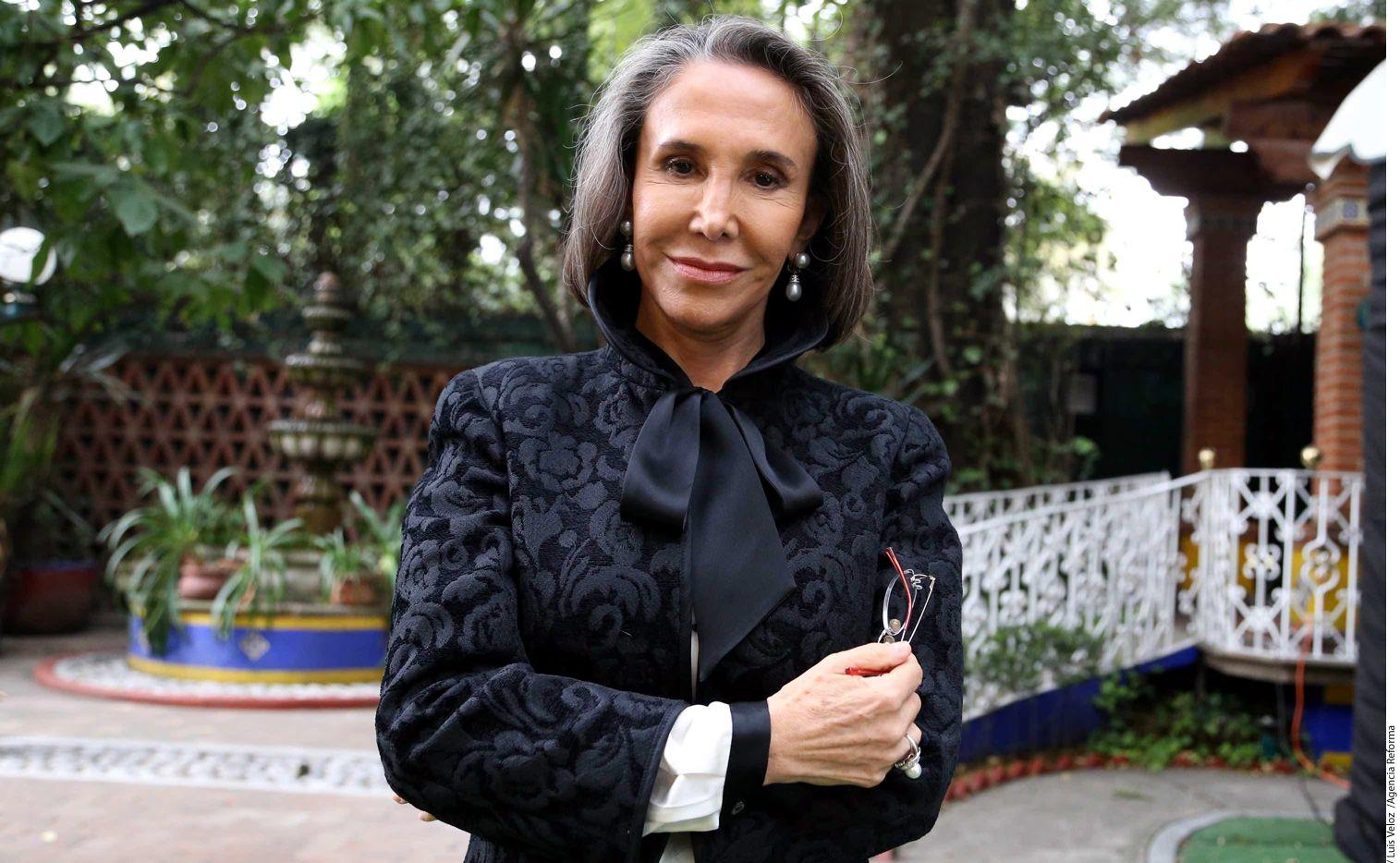 Florinda Meza declaró a un programa de TV que Ramón Valdés tuvo problemas con las drogas./AGENCIA REFORMA