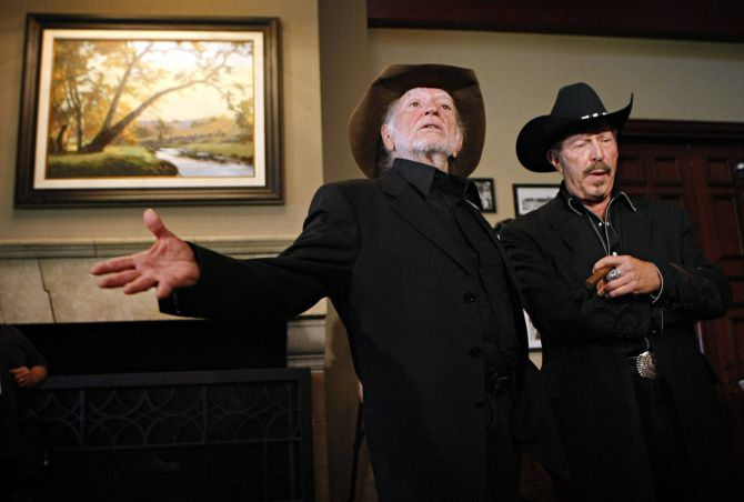 Willie Nelson couldn't be reached for comment, but agriculture commissioner candidate Kinky Friedman, a novelist and musician, said his friend knew nothing about Friedman's staff's scheme — and neither did he.