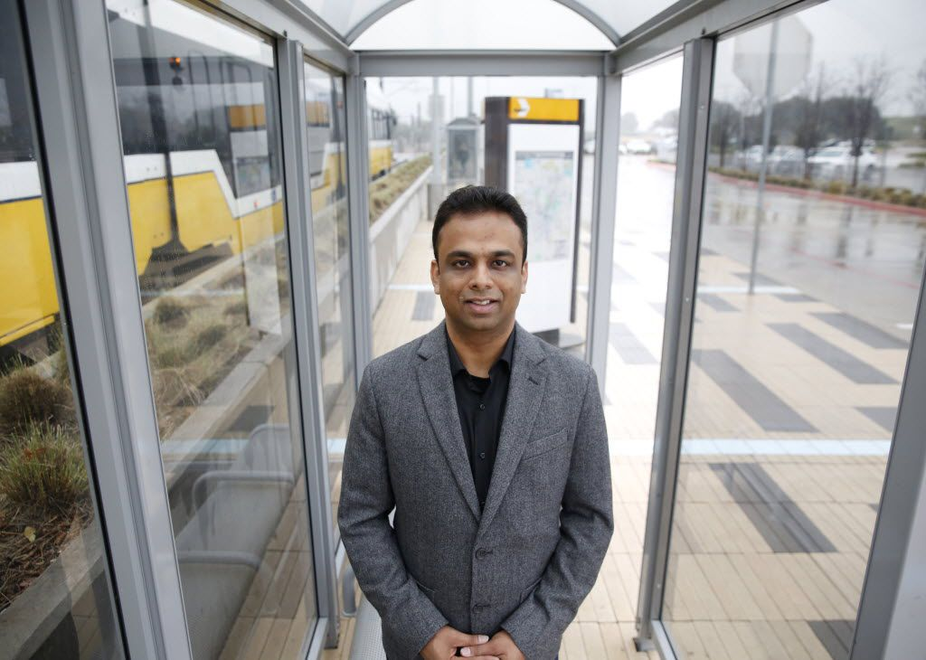 """Nirveek De, Uber's head of product for transit agency solutions, said more transit agencies are recognizing the upsides of collaborating with Uber. """"It used to be sacrilegious to talk about Uber at a transit conference,"""" De said. """"But now, I think more transit agencies are saying, 'How can we work together?'"""""""
