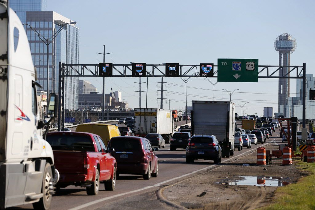 Traffic and high insurance rates for Dallas ZIP code 75207