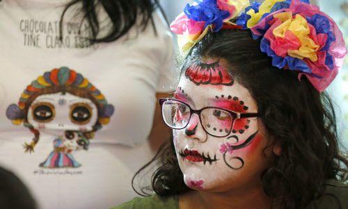 Varias actividades en Dallas y Fort Worth te invitan a celebrar el Día de los Muertos. Foto DMN